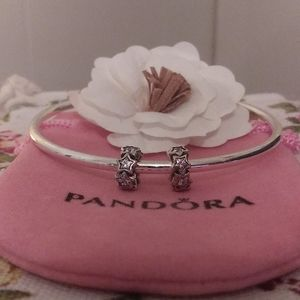 COPY - Pandora Pave Star Spacer (ONLY 1-4 LISTED …